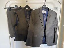 Daniel Hechter 3 Piece Suit - Jacket, Wasit Coat And Trousers