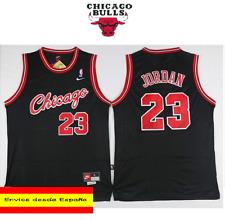 66b142ed9e CAMISETA NBA RETRO CHICAGO BULLS JORDAN N.23 TALLA (S) COLOR NEGRO.