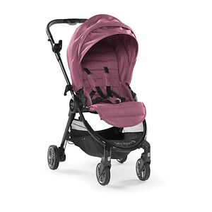 Baby Jogger City Tour Lux Stroller in Rosewood Brand New Free Shipping!