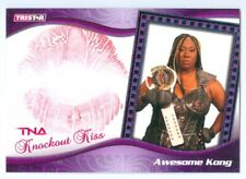 """AWESOME KONG """"KISS CARD #24/25"""" TRISTAR TNA KNOCKOUTS!!! AEW"""