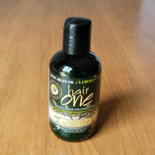 Hair One Cleanser and Conditioner with Argan Oil for Curly Hair 3 oz Travel Size