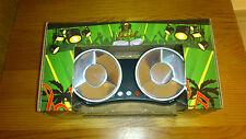Carribean Finger Drums Mini Schlagzeug Miniatur Finger Schlagzeug
