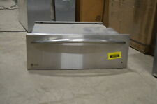 "Ge Profile Pw9000Sfss 30"" Stainless Warming Drawer 1.9 Cu.Ft. Nob #30586 Mad"
