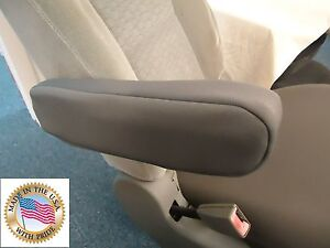 Armrest Covers Fits Vans: Honda, Toyota, Nissan, Chevy, Dodge, Ford Pair (2)