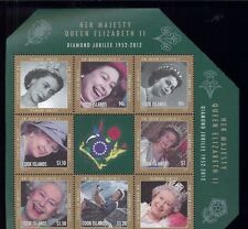 COOK ISLANDS  #1407a Souvenir Sheet MNH - Queen Elizabeth II - 35