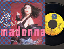 """MADONNA Express Yourself SINGLE 7"""" NMINT 1989 SIRE The Look Of Love"""