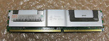 La Hynix - 1 GB PC2-5300F, server Buffered DIMM di memoria RAM-hymp512f72bp8n2