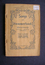 Songs of Summer Land, Thoro Harris, Rev. Floyd Humble