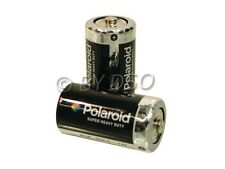 2 x Polaroid C Taglia Heavy Duty Batteria