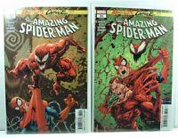 Marvel: AMAZING SPIDERMAN #30, #31 & #31 Mary Jane Variant NM, Absolute Carnage