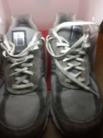 New Balance M990v4 Made in USA Running Shoes Gray [M990GL4] Men's Size 9.5