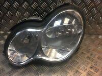 Mercedes C W203 Faro Anteriore Sinistro Alogeno Fanale Classe C Rhd 2038201359