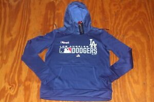 LOS ANGELES DODGERS WOMEN'S MLB AUTHENTIC MAJESTIC HOODIE NWT