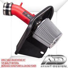 2013-2018 Mazda 3 Mazda3 ALL 2.0L 2.0 AF DYNAMIC COLD AIR INTAKE HEATSHIELD RED