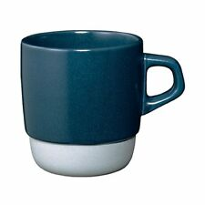 KINTO Stapel Becher SCS Navy 27660 320ml 0.32l Stacking Cup Porzellan Made in Japan
