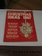 Vintage Better Homes Gardens Christmas Ideas 1967 Decorations Plus