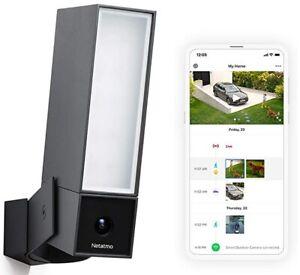 NETATMO Presence NOC01 Wireless Outdoor Security Camera, Night Vision, WiFi