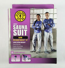 GOLD'S GYM Size S/M Sauna Suit NEW