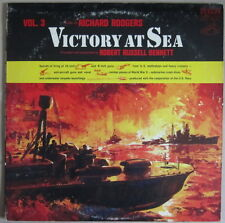 Richard Rodgers - Victory At Sea, Vol. 3, Vinyl, LP, 1961, LSC 2523, Very Good+