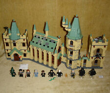 LEGO Sets: Harry Potter: 4842-1 Hogwarts Castle - 4th edition (2010) 100% w/FIGS