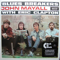 John Mayall - Blues Breakers (Eric Clapton) - 180 Gram Vinyl LP & Download (New)