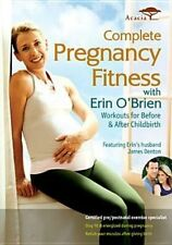 Exercise & Fitness Pregnancy DVDs & Blu-ray Discs with Commentary