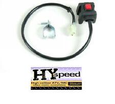 HYspeed Engine Kill Switch Button NEW Yamaha WR250F WR450F 2003-2009 TTR230