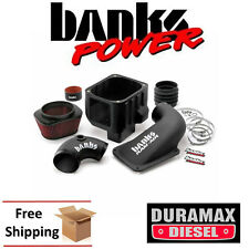 Banks Power Cold Air Intake System 2006-2007 Silverado 2500 3500 6.6L Duramax