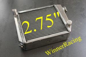 70mm aluminum radiator for Mini Cooper S, Morris Moke, race/rally 1959-1996