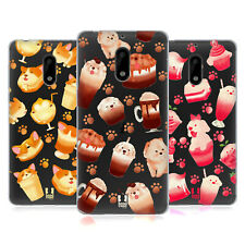 HEAD CASE DESIGNS KAWAII PUPPIES AND SWEETS SOFT GEL CASE FOR NOKIA PHONES 1