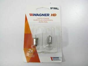 (2) Wagner BP1895LL Long Life Minature Light Lamp Bulb