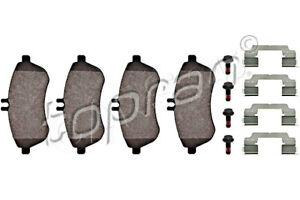 Front Disc Brake Pad Set Fits MERCEDES A207 C207 S204 W204 W207 0054200920