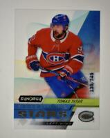 2020-21 UD Synergy Exceptional Stars #ES-27 Tomas Tatar /749  Montreal Canadiens
