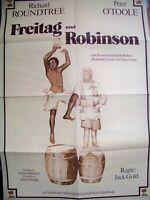 JACK GOLD + FREITAG UND ROBINSON + PETER O'TOOLE + RICHARD ROUNDTREE +