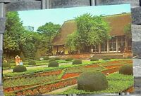 Anglais Jardin Berlin Carte Postale 50er 60er Années Pfb 15 Å