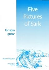 LINDSEY-CLARK 5 PICTURES OF SARK Guitar