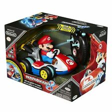 Wii Mario Kart Mini Racer Nintendo RC IR Radio Remote Control Car Race 4+ Toy
