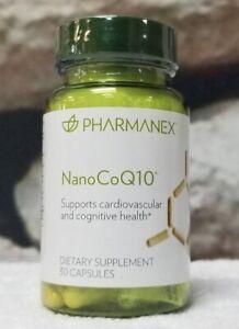 Nu Skin Pharmanex Nano CoQ10 30 Capsules Sealed New