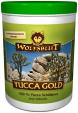 Wolfsblut Yucca Gold -450g- bei Hüftdysplasie, Knochen- und Gelenkprobleme