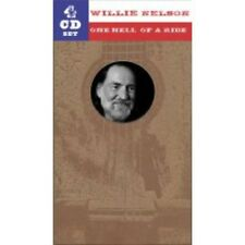 Willie Nelson - One Hell of a Ride [New CD] Boxed Set