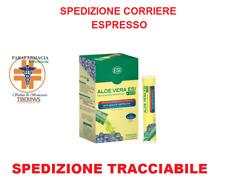 Esi Aloe Vera Succo + Forte Mirtillo 24 Pocket Drink