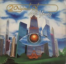 Neil Young - 2 Originals Of Neil Young GERMANY 2LP with INNER SLEEVE 1st and 2nd