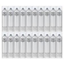 TIGI Bed Head HARD HEAD Hard Hold Hairspray Haarspray starker Halt 20x 385 ml