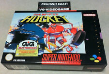 SUPER HOCKEY !!!!!  NUOVO !!!  SUPER NINTENDO