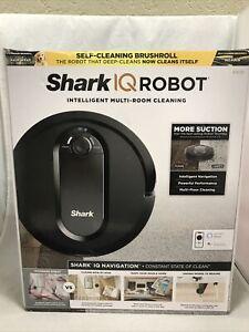 Shark IQ RV1000 Robot Vacuum, Wi-Fi Connected