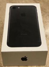 """Apple iPhone 7 - 128GB - Black - GSM - 4.7"""" - AT&T Cricket H2O"""