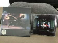 Muse Unintented Cd Maxi-single + 7´ Clear Vinyl Pack Lot