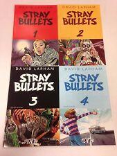 Stray Bullets #1 through #54 mega set Killers mini series Sunshine And Roses