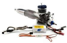 Evolution EVOE10GX2 10GX 10cc 2-Stroke Gas Airplane Engine w/ Pipe