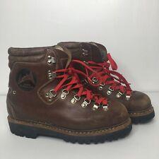 LOWA Leather Hiking Mountaineering Boots Sz 6 Germany 15684